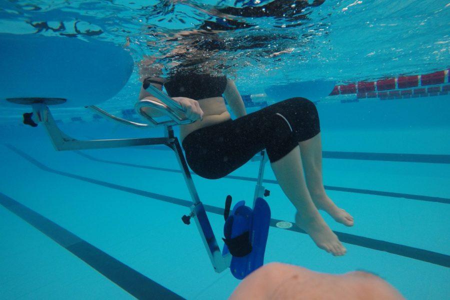 emofilia e riabilitazione in acqua