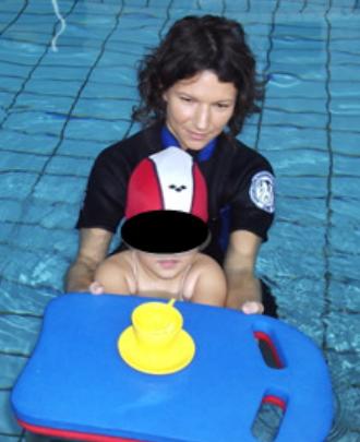 Idrokinesiterapia bambino