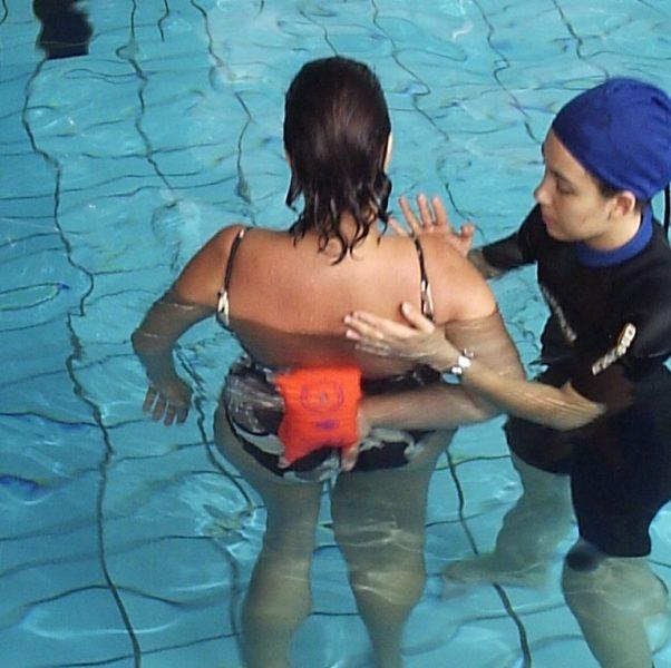 Mastectomia riabilitazione in acqua